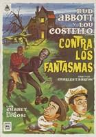 Bud Abbott and Lou Costello Meet Frankenstein, c.1948 (Spanish) Fine-Art Print
