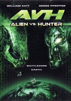 AVH: Alien vs. Hunter Fine-Art Print