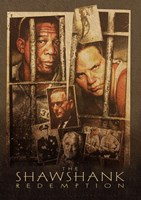 The Shawshank Redemption Photographs Fine-Art Print