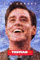 The Truman Show Jim Carrey Fine-Art Print