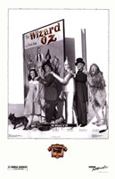 The Wizard of Oz Cast Fine-Art Print