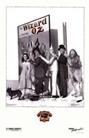 The Wizard of Oz Cast Fine-Art Print