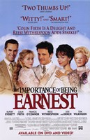 The Importance of Being Earnest Rupert Everett Fine-Art Print