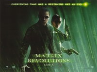 The Matrix Revolutions Beginning has an End Fine-Art Print