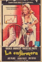 The Secrets of a Sensuous Nurse Fine-Art Print