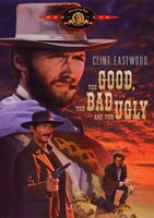 he Good, The Bad, and the Ugly Cartoon Fine-Art Print