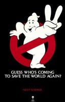 Ghostbusters 2 Logo Fine-Art Print