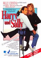 When Harry Met Sally - German Fine-Art Print