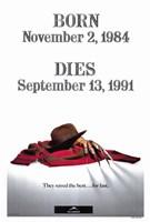 Freddy's Dead Final Nightmare Fine-Art Print