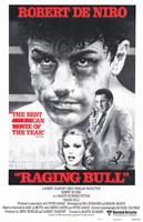 Raging Bull De Niro Fine-Art Print