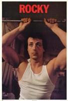 Rocky Sylvester Stallone Fine-Art Print