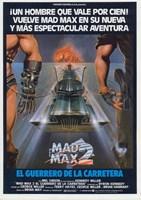 Mad Max 2: The Road Warrior Fine-Art Print