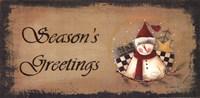 Season's Greetings Fine-Art Print