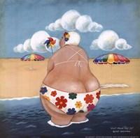 Half Moon Bay II Fine-Art Print