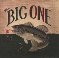 The Big One Fine-Art Print