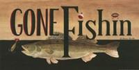 Gone Fishin' Fine-Art Print