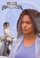 Lara Croft: Tomb Raider Angelina Jolie Fine-Art Print