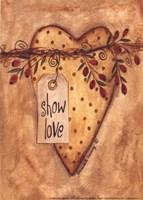 Show Love Fine-Art Print