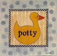 Potty Fine-Art Print