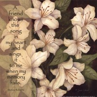 Song in My Heart Fine-Art Print