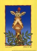 Gentle Giraffe Fine-Art Print