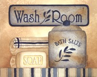 Wash Room Fine-Art Print