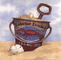 Lobster Louie's Fine-Art Print