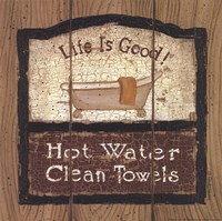 Hot Water Fine-Art Print