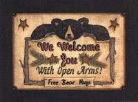 Open Arms Fine-Art Print