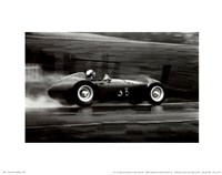 Grand Prix of Belgium, 1955 Fine-Art Print