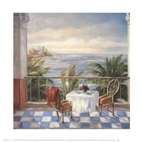 Terrace View 2 Fine-Art Print