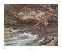 Trout Stream Fine-Art Print