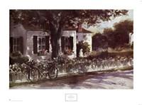 Edgartown Lane Fine-Art Print