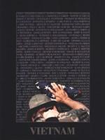 Vietnam Memory Wall Fine-Art Print