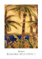 Bahama Splendor I Fine-Art Print