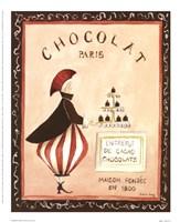Chocolat, Paris Fine-Art Print