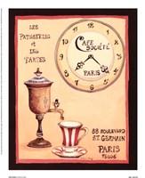 Cafe Societe Fine-Art Print