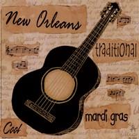New Orleans Sound Fine-Art Print