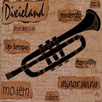 Dixieland Sound Fine-Art Print