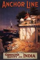 Gibraltar and India I Fine-Art Print