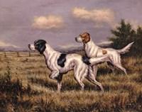 Bird Dogs Fine-Art Print