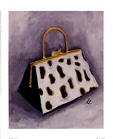 Cat Purse Fine-Art Print