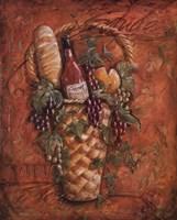 Cabernet Picnic Fine-Art Print