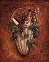 Chardonnay Picnic Fine-Art Print