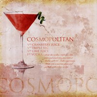 Cosomopolitan Fine-Art Print