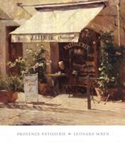 Provence Patisserie Fine-Art Print