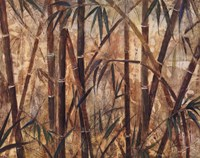 Bamboo Forest I Fine-Art Print
