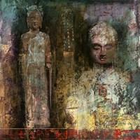 Meditation Gesture II Fine-Art Print
