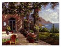 Amalfi Coast I Fine-Art Print