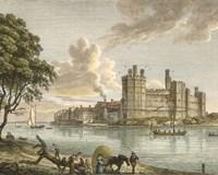 Caernarvon Castle Fine-Art Print